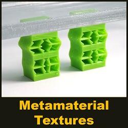Metamaterial Textures