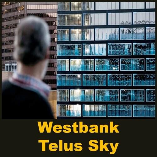 Westbank - Telus Sky