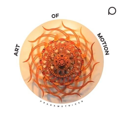 The Art of Motion - Parametric Design