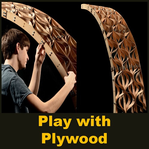 Play with Plywood - Parametric Design