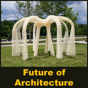 Buildings Printed by Robots - the Future of Architecture