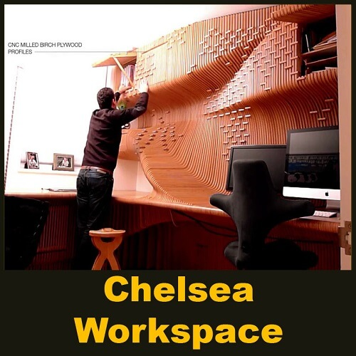 Chelsea Workspace - Parametric Design