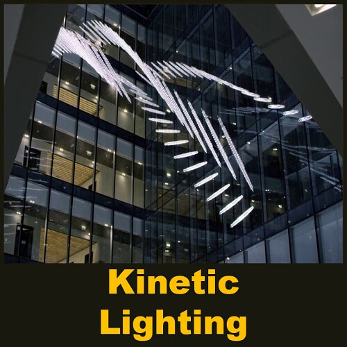 LASVIT - Pulse Kinetic Lighting for d3 District Dubai