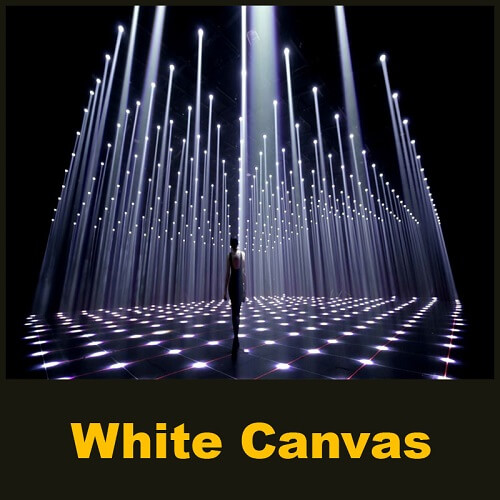 White Canvas - Parametric Design