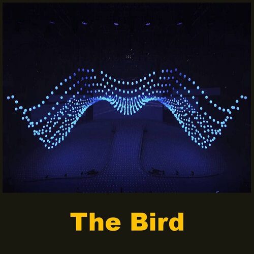 The Bird - Parametric Design