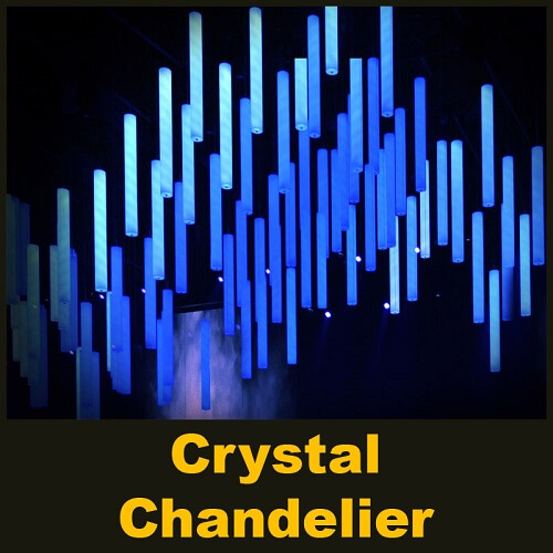 Crystal Chandelier - Parametric Design