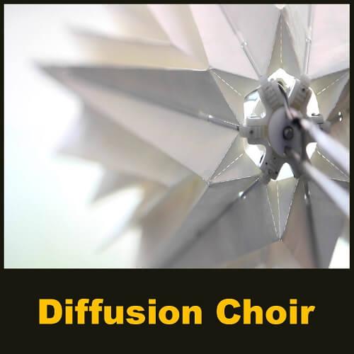 Diffusion Choir