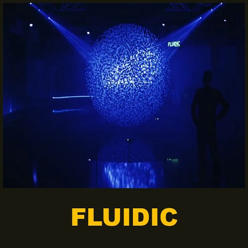 FLUIDIC - Parametric Design