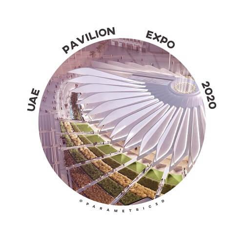 Expo Pavilions #1 - Architecture Design