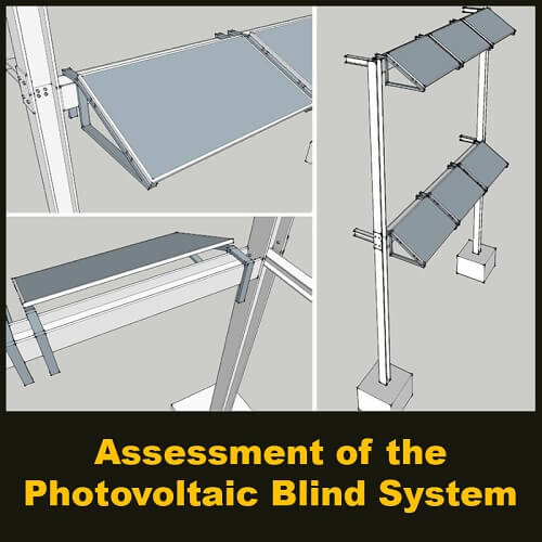 Assessment Methodology of Photovoltaic Blind System