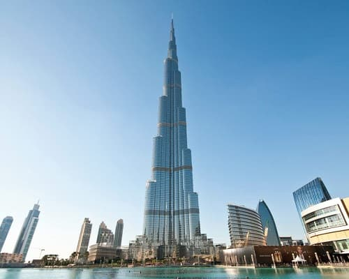 Architecture Projects - Burj Khalifa