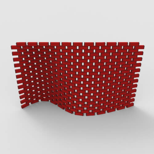 parametric brick wall grasshopper tutorial
