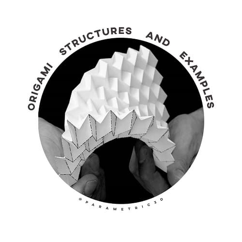 Origami Structures and Examples