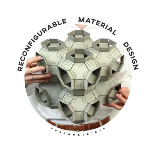 Reconfigurable Materials